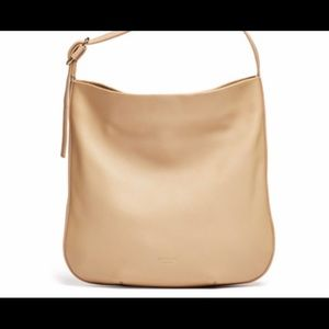Shinola Detroit Birdy Hobo large handbag